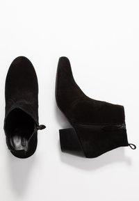 Esprit - DADY WAVE - Kotníková obuv - black - 3