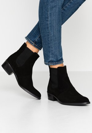 CORALLA BOOTIE - Classic ankle boots - black