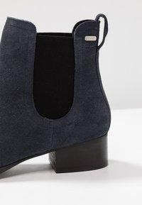 Esprit - EBLES BOOTIE - Classic ankle boots - navy - 2