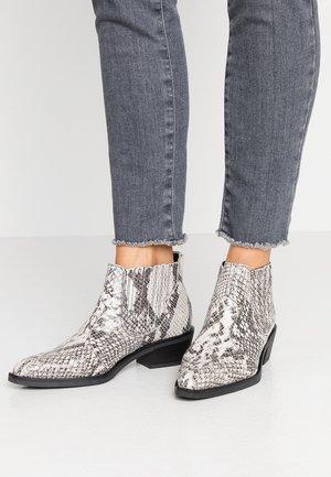 EMMA - Kotníková obuv - grey