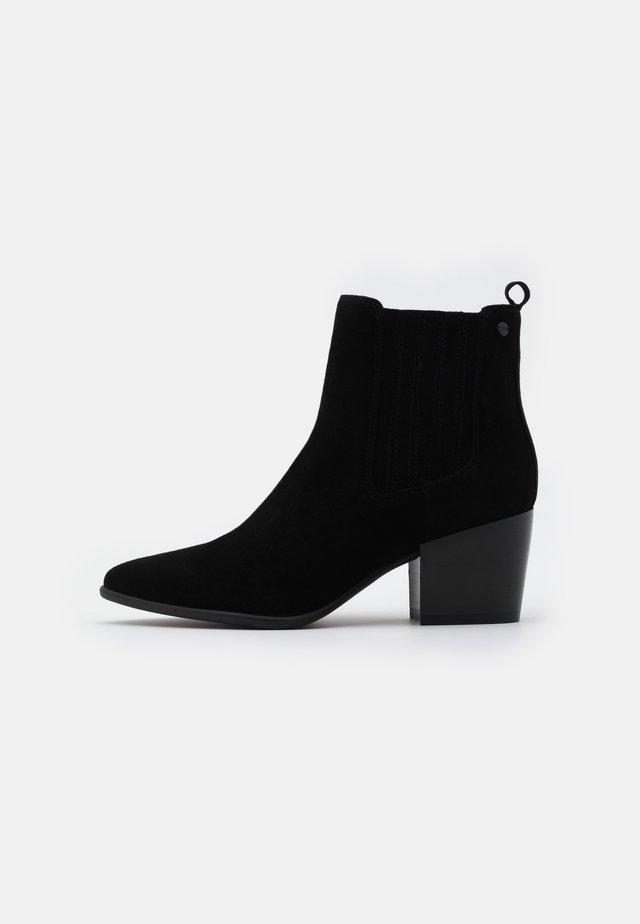 CAPLE - Ankelboots - black