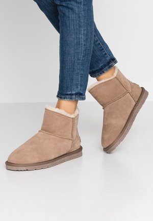 LUNA LOW - Bottines - toffee