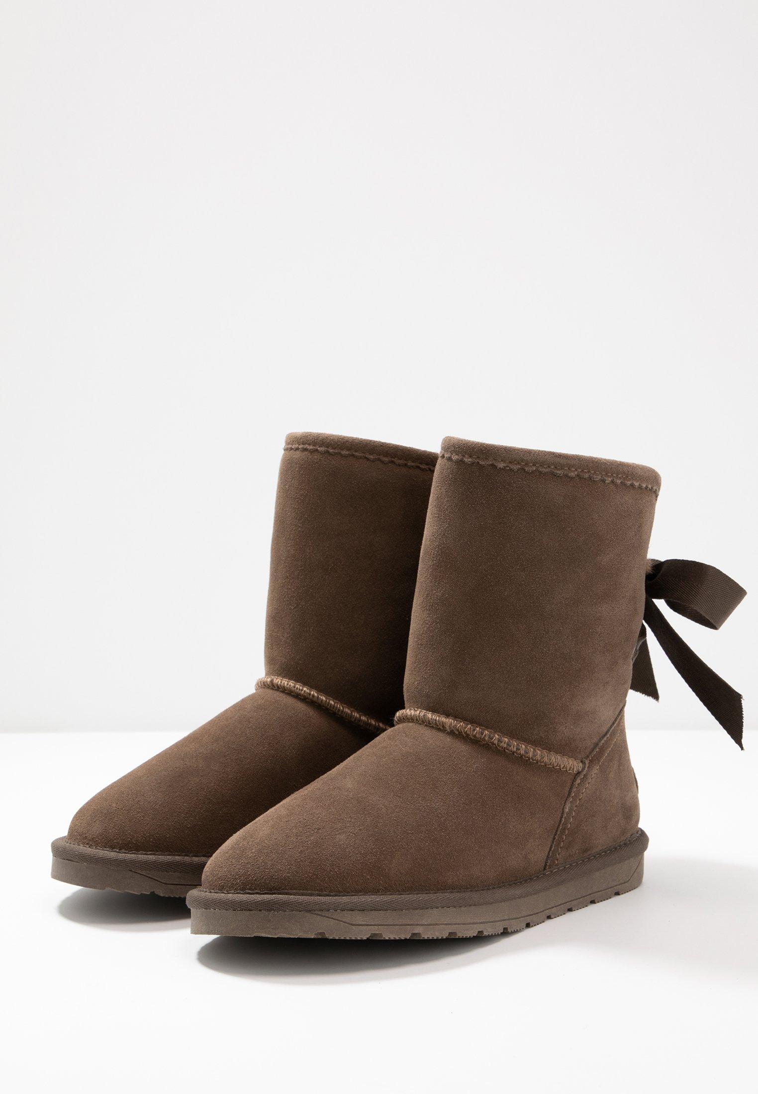 Esprit LUNA BACK - Bottines brown grey