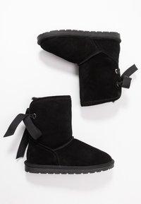 Esprit - LUNA BACK - Kotníkové boty - black - 3