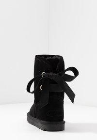 Esprit - LUNA BACK - Kotníkové boty - black - 5