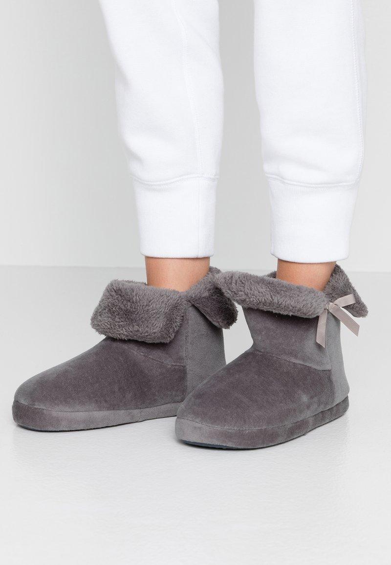 Esprit - COSY BOOTIE - Hjemmesko - grey