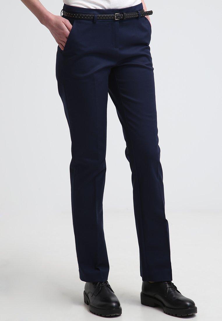 Esprit - Spodnie materiałowe - cinder blue