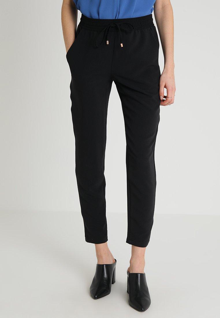 Esprit - JOGGER - Pantalones - black