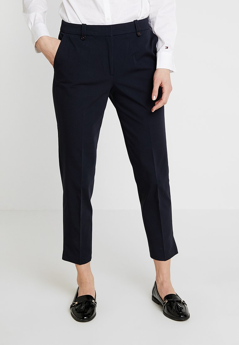 Esprit - NEWPORT - Trousers - navy