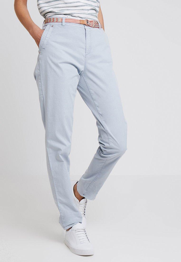 Esprit - Chino - light blue