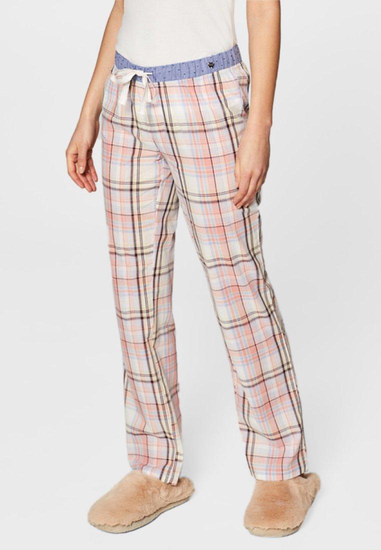 Esprit - Pyjama bottoms - off white/rose