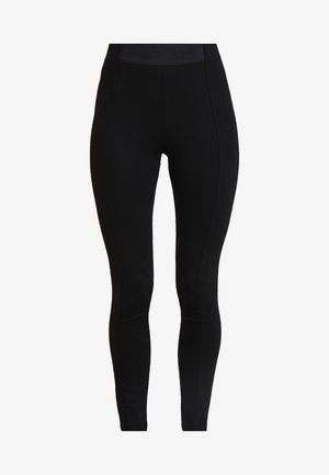 PUNTO PANT - Leggings - black