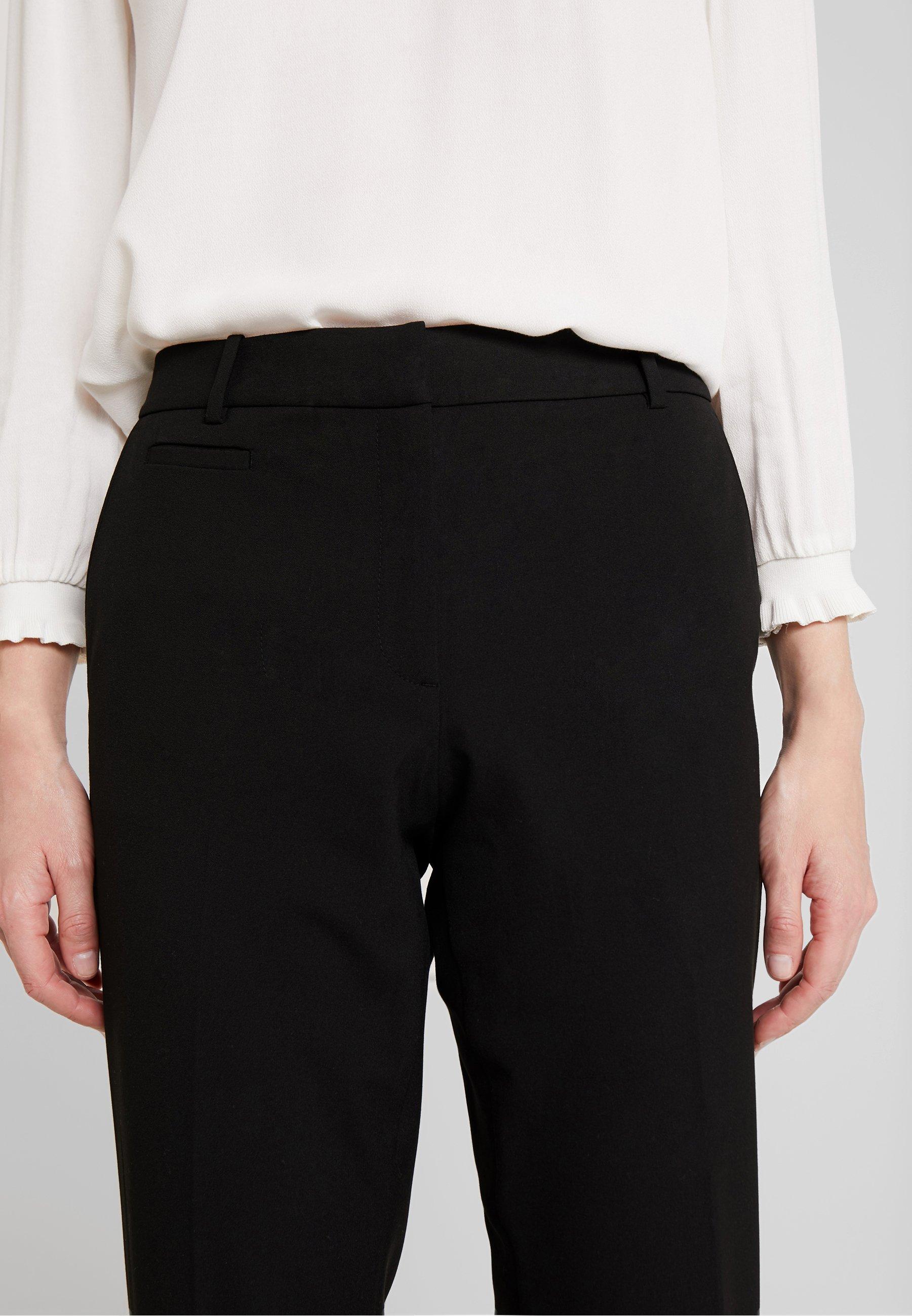 Esprit LUELLA - Spodnie materiałowe - black