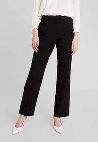 Esprit - LUELLA - Pantaloni - black - 0
