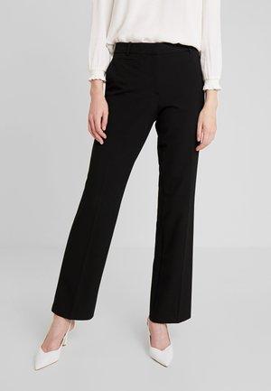 LUELLA - Trousers - black