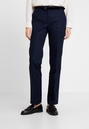MR WEEKEND - Pantalon classique - navy