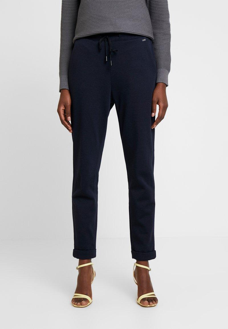 Esprit - Pantalones deportivos - navy