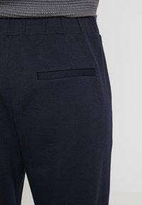 Esprit - Tracksuit bottoms - navy - 3