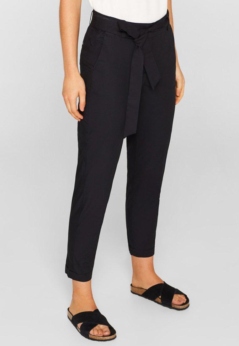 Esprit - Pantaloni - black