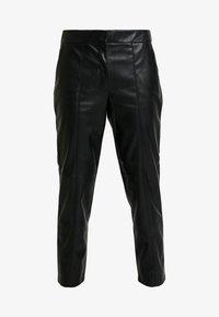Esprit - CIGARETTE - Broek - black - 4