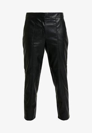 CIGARETTE - Pantalones - black