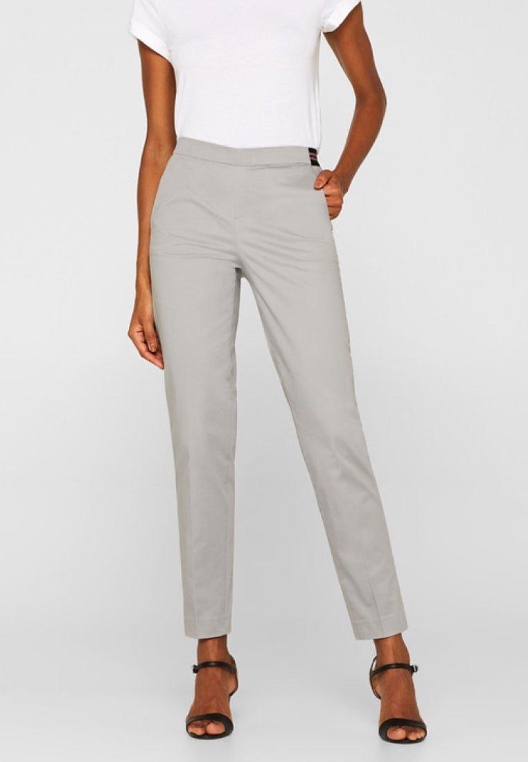 Esprit - Trousers - medium grey
