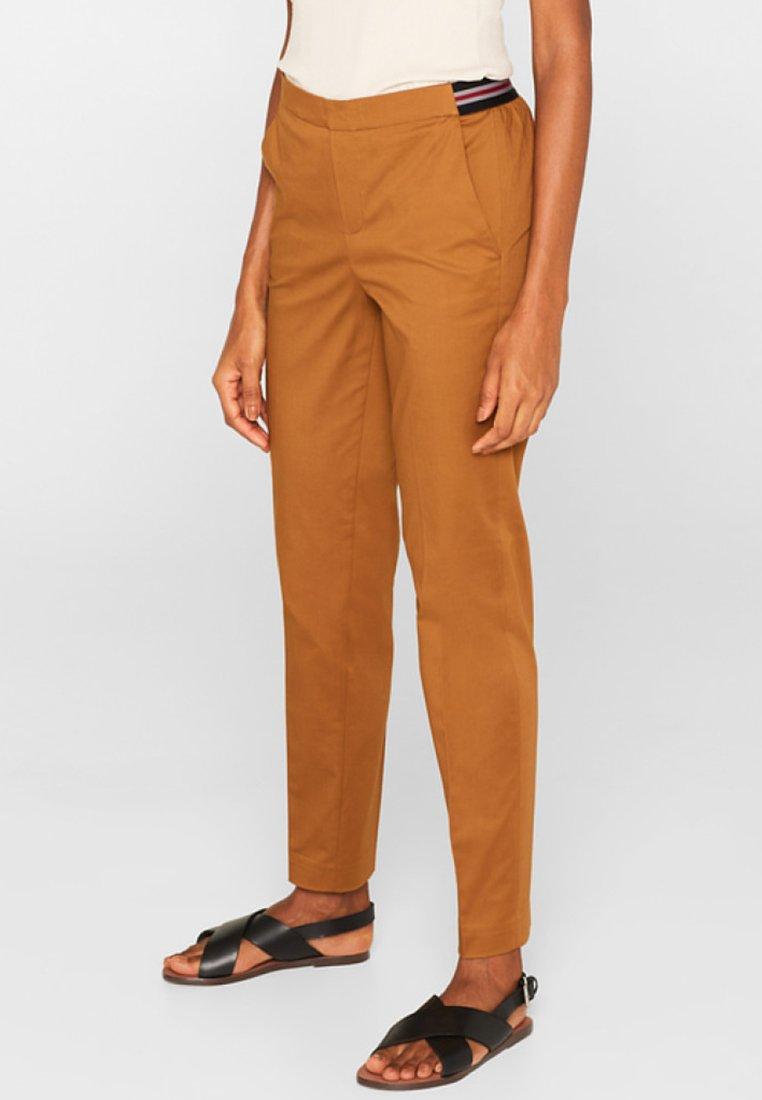 Pantalon Esprit ClassiqueLight Brown Esprit Pantalon DeHW9IYE2