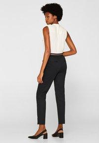 Esprit - Pantaloni - black - 2