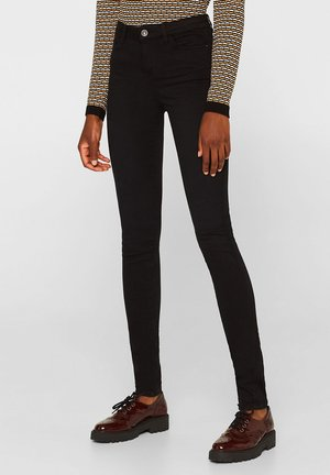 SHAPING HOSE - Jeans Skinny Fit - black
