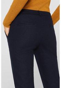 Esprit - Pantalon classique - navy - 5