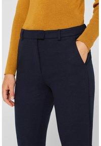 Esprit - Pantalon classique - navy - 4