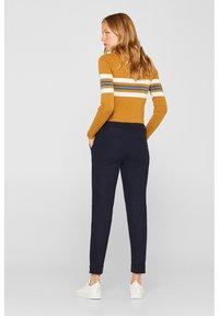 Esprit - Pantalon classique - navy - 2