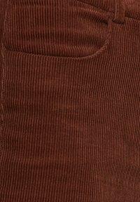 Esprit - Broek - dark brown - 6
