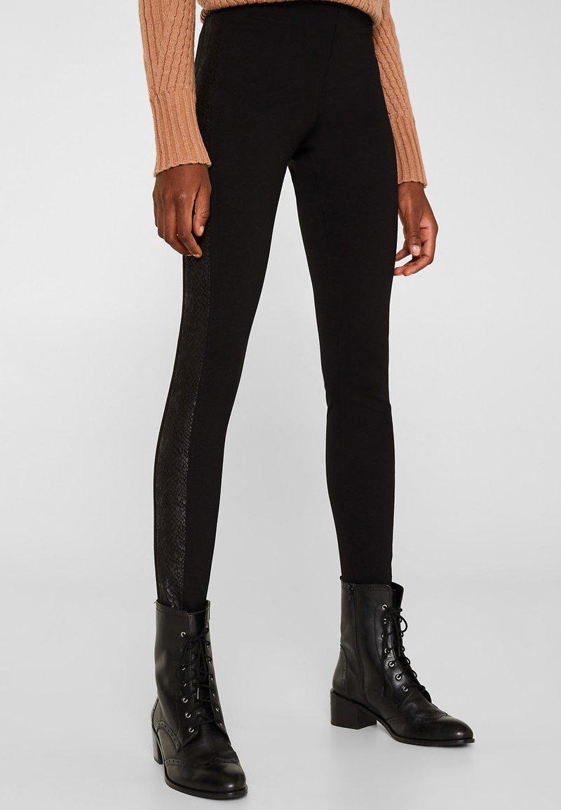 Esprit - Legging - black