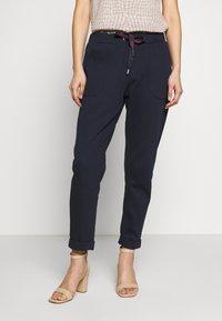 Esprit - Pantalones - navy - 0