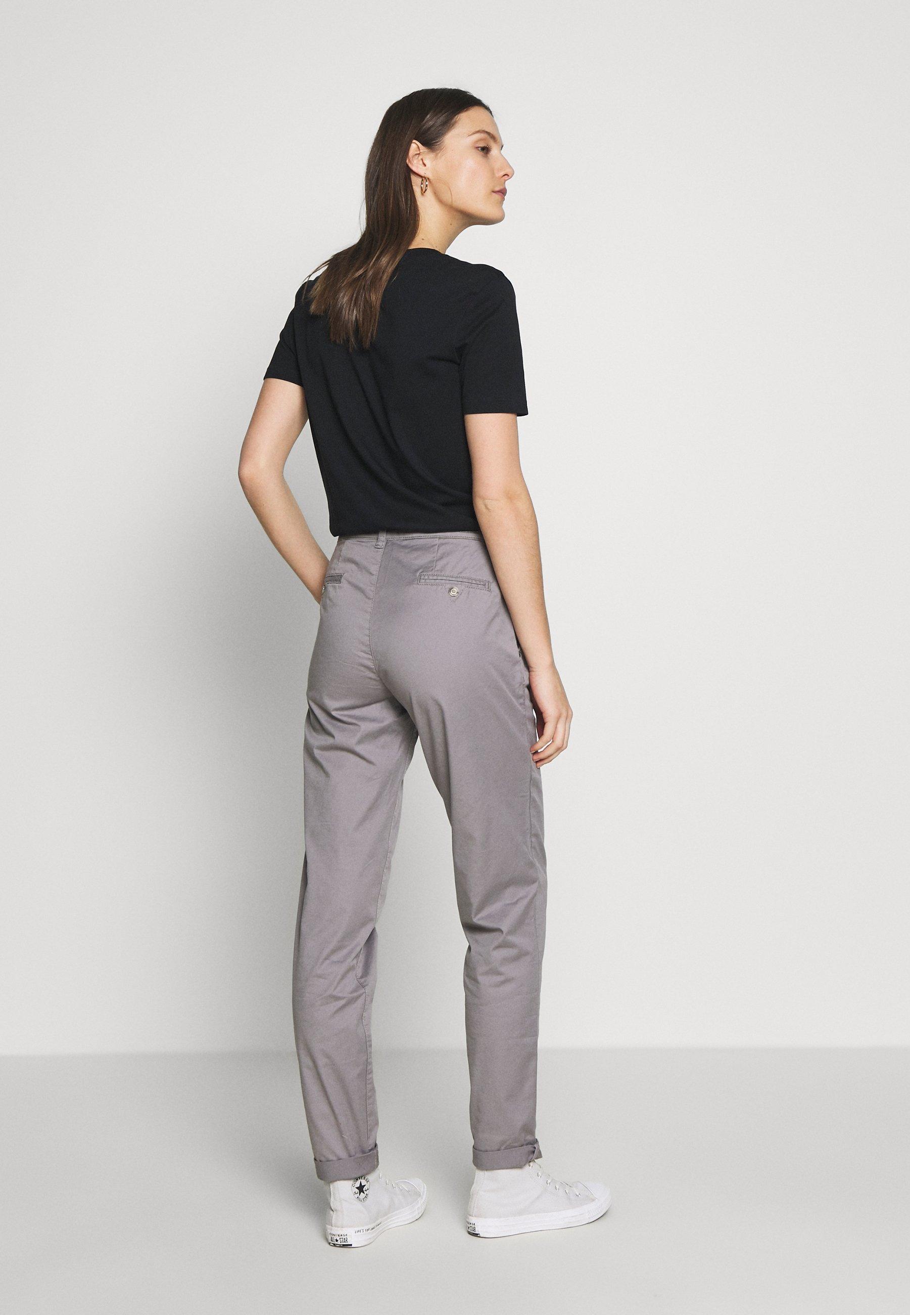Esprit Chinosy - light grey