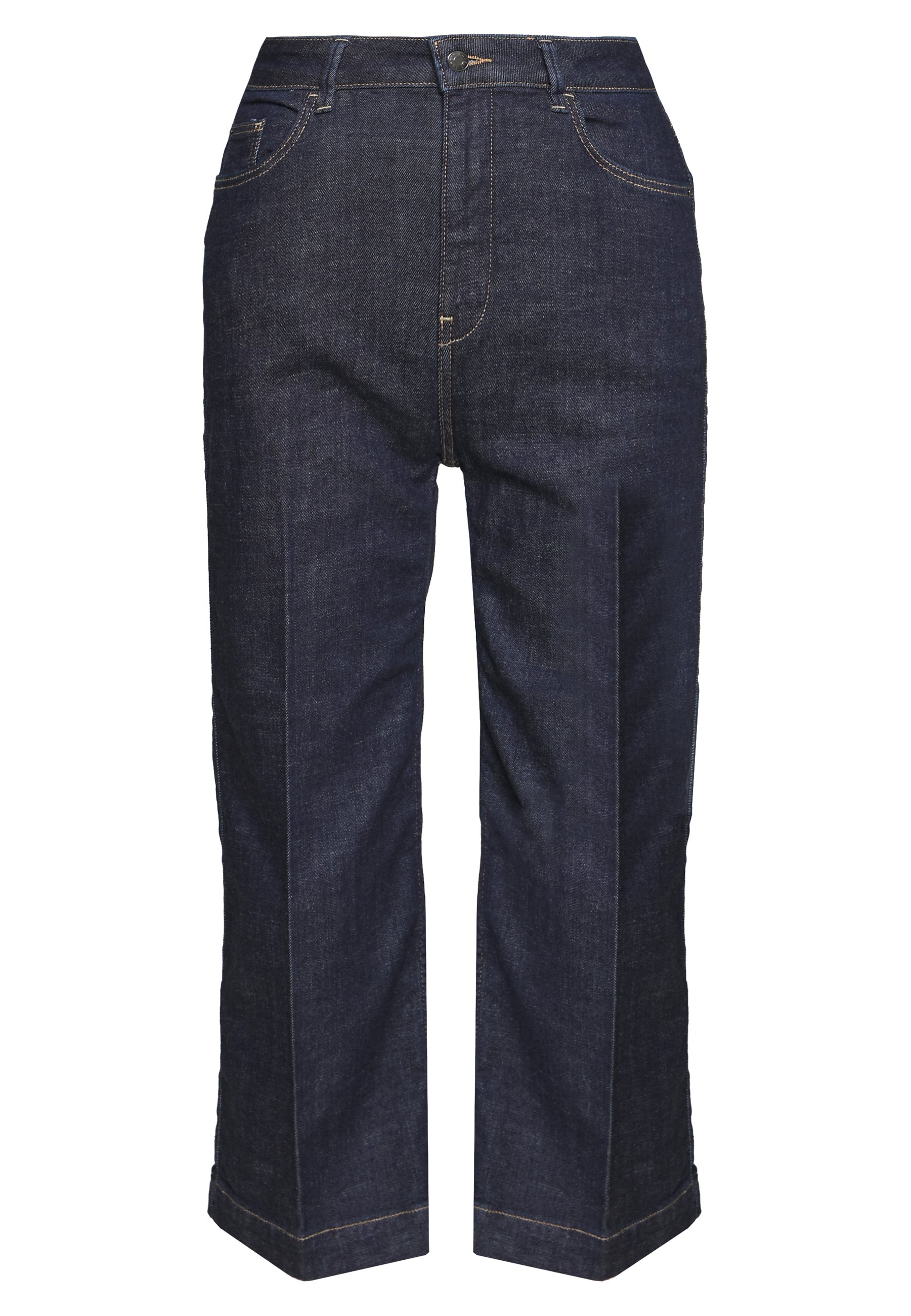 Esprit Jeansy Relaxed Fit - blue rinse