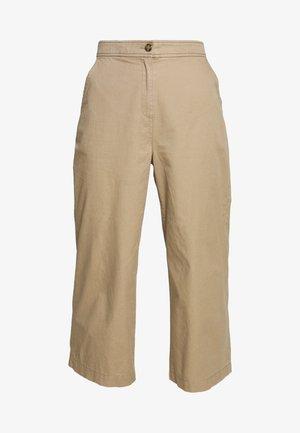 CULOTTE - Pantaloni - beige