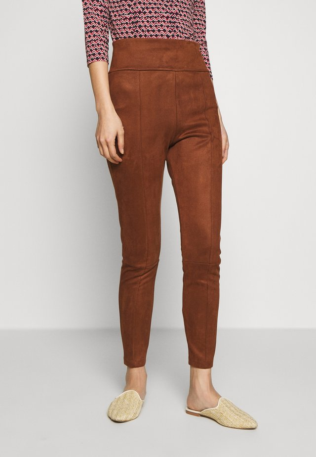 Leggings - toffee