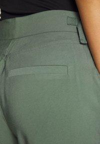 Esprit - UTILITY PANT - Bukse - khaki green - 6