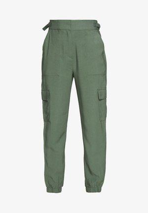 UTILITY PANT - Trousers - khaki green