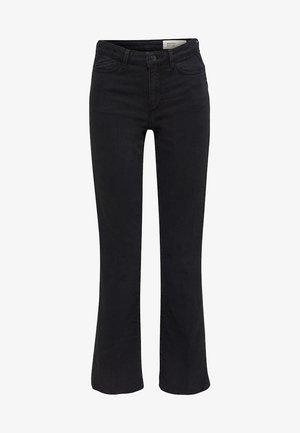 Jean bootcut - black rinse