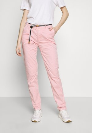 SLIM - Chinos - blush