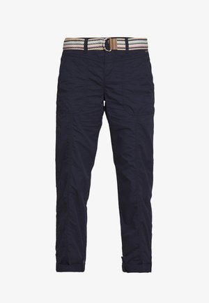 PLAY PANTS - Pantaloni - navy
