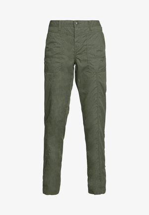 PLAY PANTS - Tygbyxor - khaki green