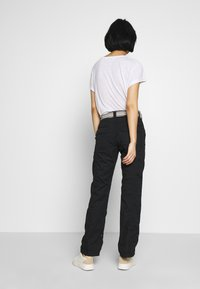 Esprit - PLAY PANTS - Pantalones - black - 2