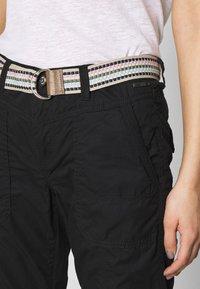 Esprit - PLAY PANTS - Pantalones - black - 3