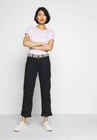 Esprit - PLAY PANTS - Pantalones - black - 1