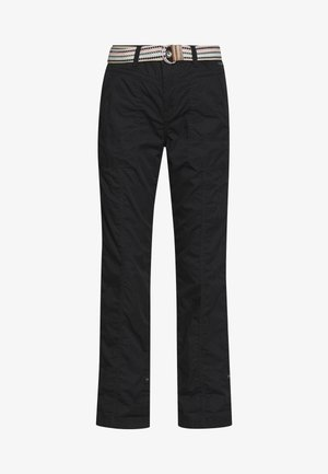 PLAY PANTS - Kalhoty - black