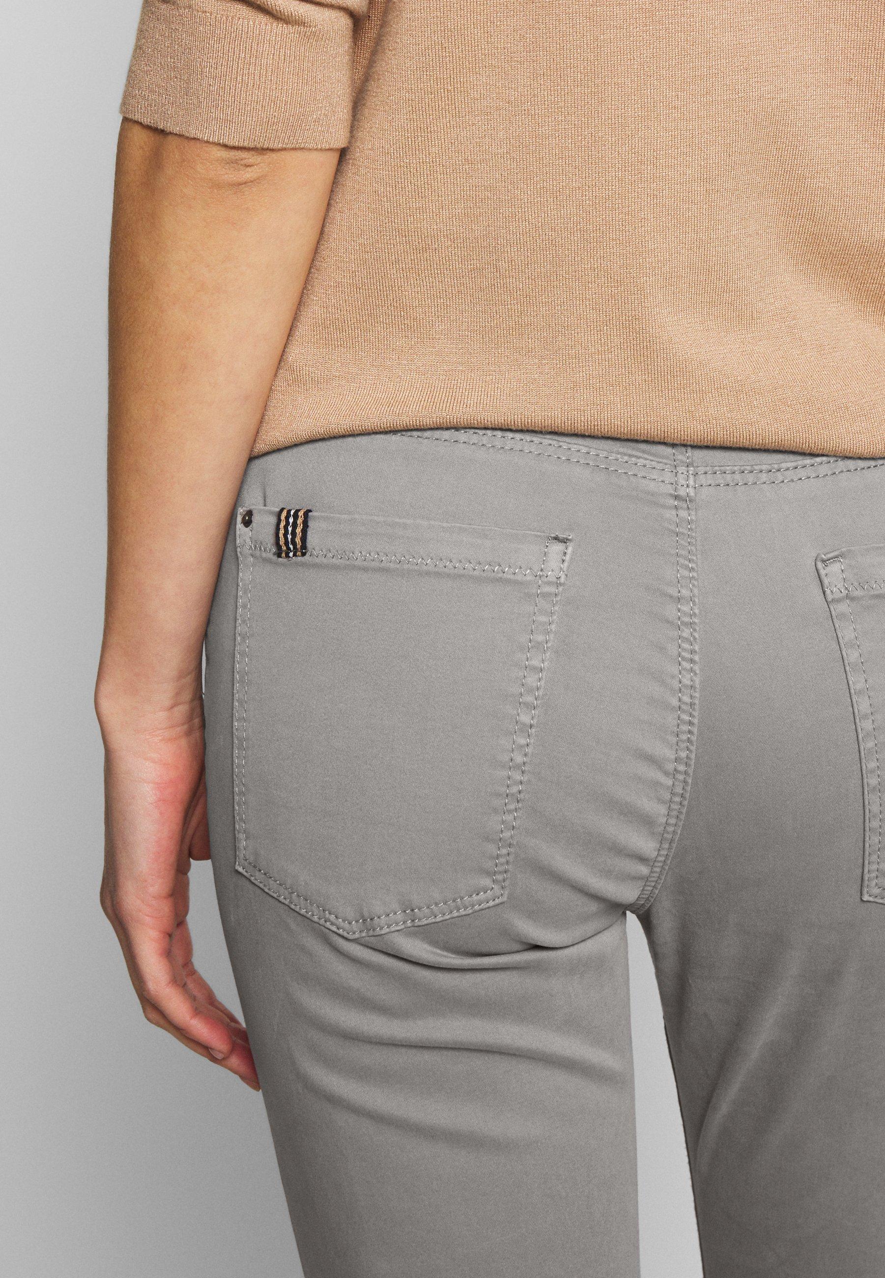 Esprit CAPRI - Jeansy Slim Fit - light grey